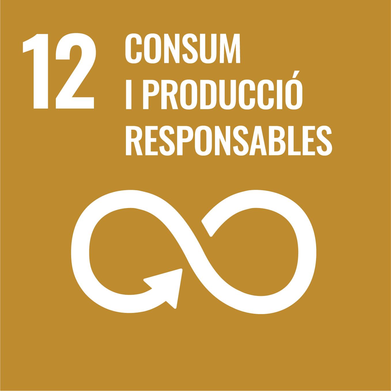 Producció i Consum Responsables - Objectiu 12