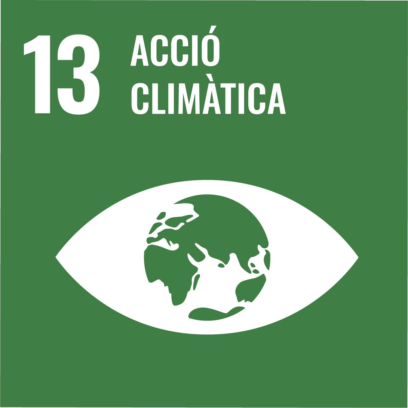 Acció Climàtica - Objectiu 13