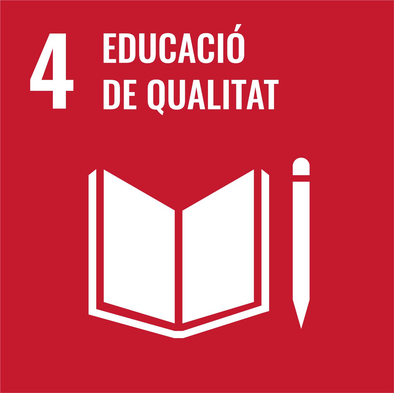Educació de Qualitat - Objectiu 4
