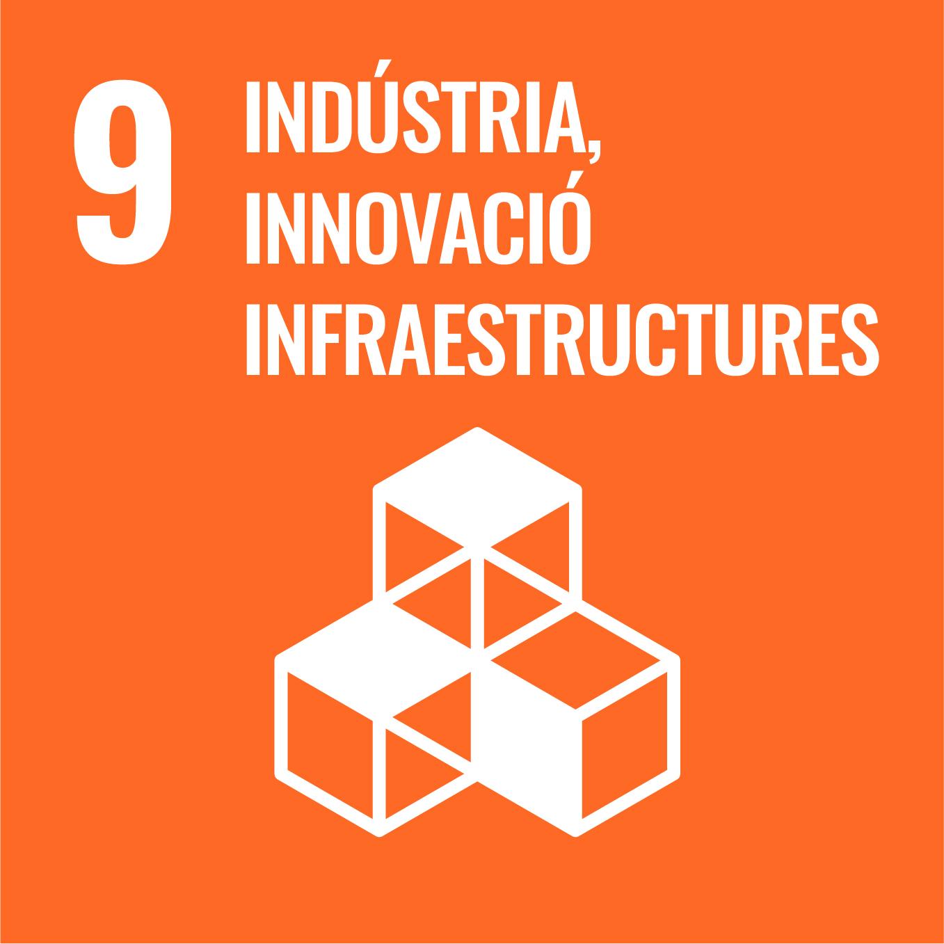 Indústria, Innovació i Infraestructures - Objectiu 9