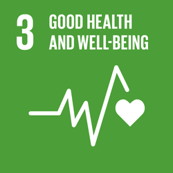 Good health and well-being - Goal 3
