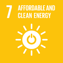 Affordable and clean energy - Goal 7