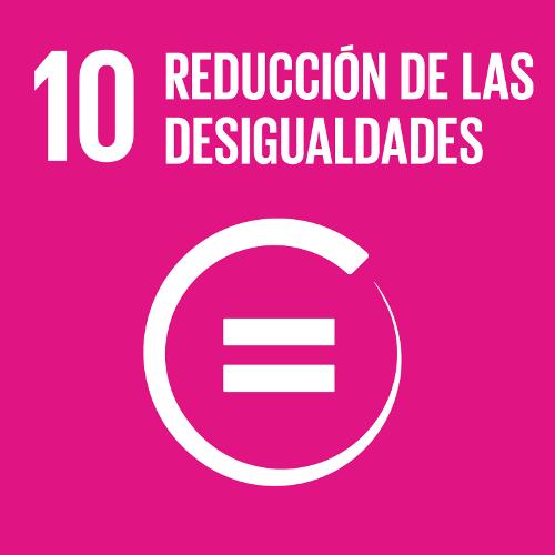 Reducción de las Desigualdades - Objetivo 10