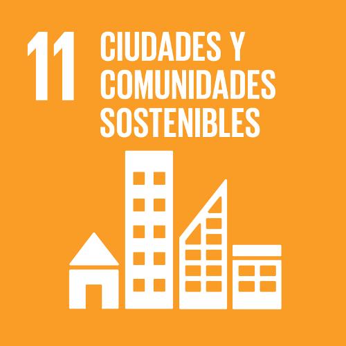 Cuidades y Comunidades Sostenibles - Objetivo 11