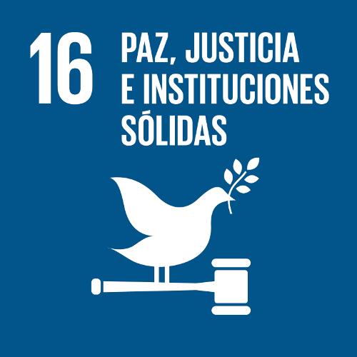 Paz, Justicia e Instituciones Sólidas - Objetivo 16