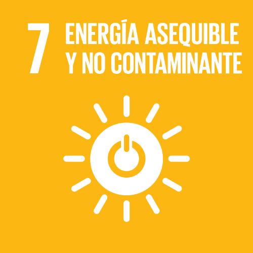 Energía Asequible y No Contaminante - Objetivo 7