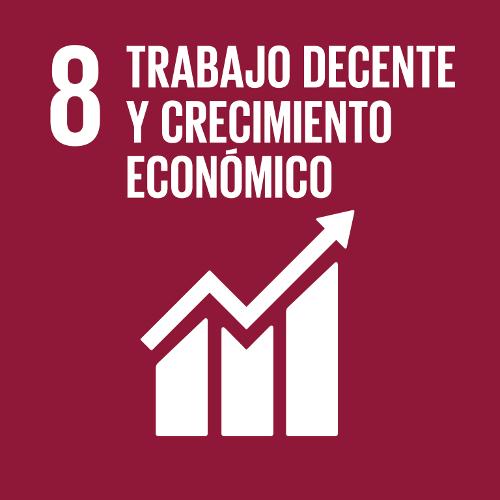 Trabajo Decente y Crecimiento Económico - Objetivo 8